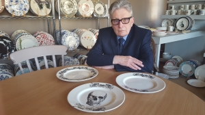 PRESS RELEASE: Iconic British ceramics caught in trade war crossfire