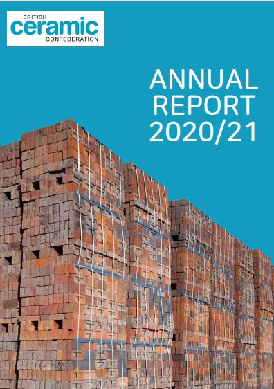 British Ceramic Confederation Annual Report 2021